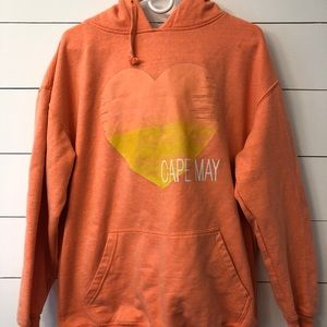 Tops - Cape May Women's Hoodie Size Large